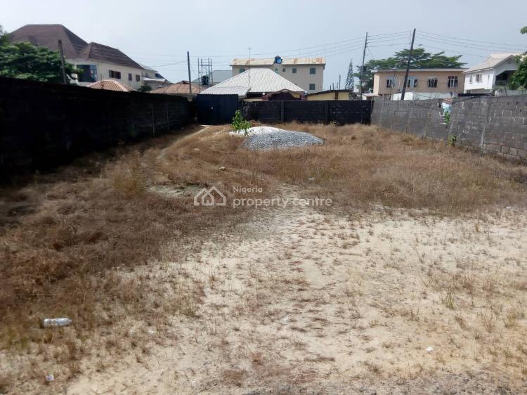 Dry and Fenced Land, Sangotedo, Ajah, Lagos, Mixed-use Land for Sale