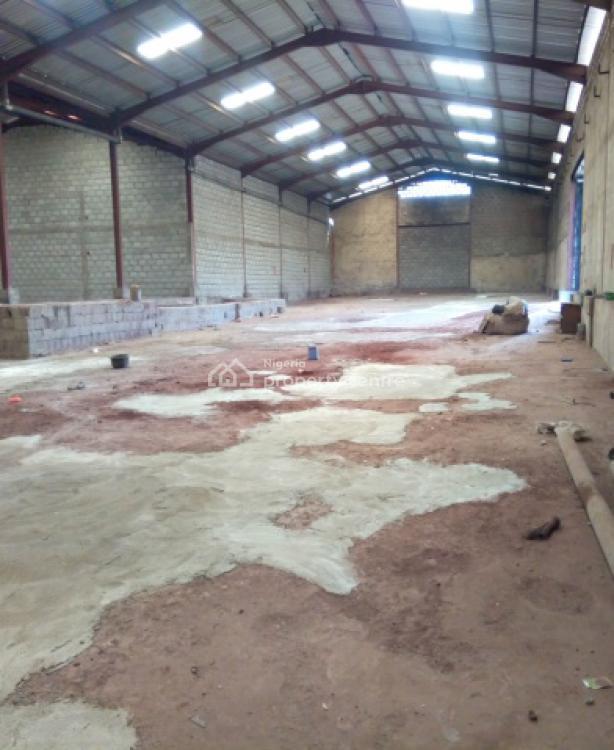 Warehouse with Office Space, Lagos/ Abeokuta Expressway Sango- Ota, Ado-odo/ota, Ogun, Warehouse for Rent