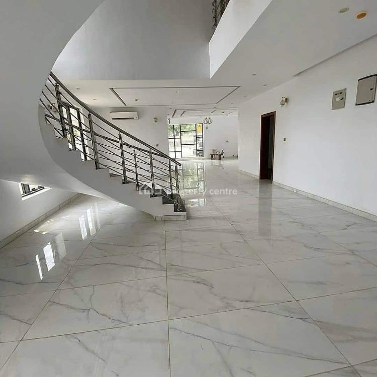 5 Bedroom Fully Detached with 2 Maids Rooms Room, Swimming Pool, Cctv., Old Ikoyi, Ikoyi, Lagos, Detached Duplex for Sale
