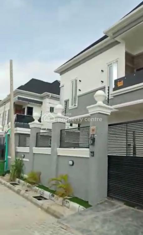 Well Built Luxury Finished Detached House, Chevron Drive, Osapa, Lekki, Lagos, Detached Duplex for Sale