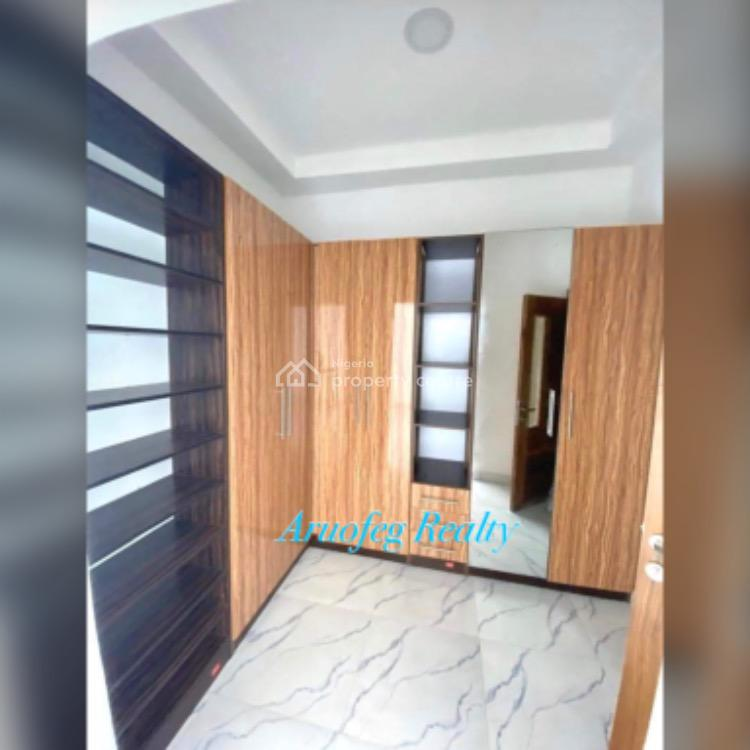 Well Finished 5 Bedroom Terrace with a Room Staffs Quarter, Lekki Phase 1, Lekki, Lagos, Terraced Duplex for Sale