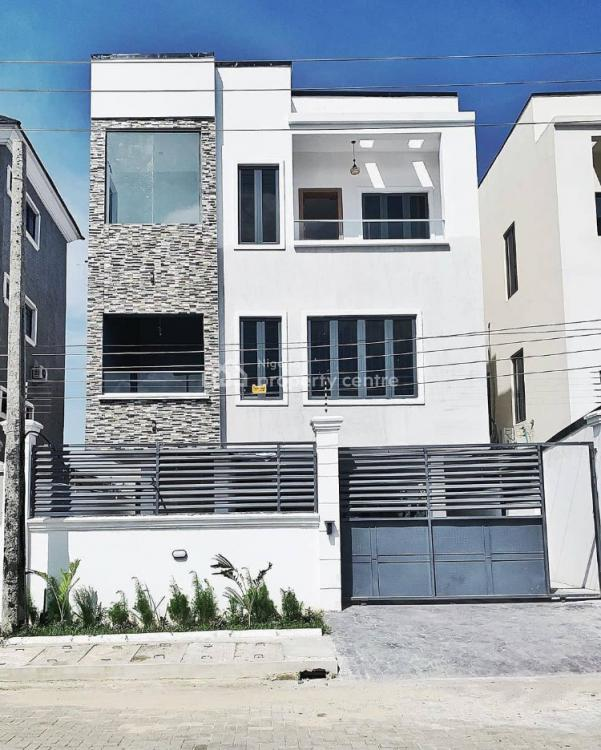 Brand New 5 Bedroom Detached House with a Bq, Oniru, Victoria Island (vi), Lagos, Detached Duplex for Sale