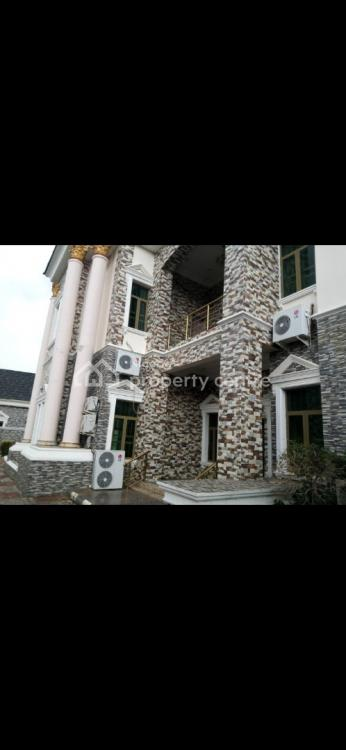 Brand New 8 Bedroom Duplex with 2 Rooms Bq , 2 Rooms Guest Chalets,, Maitama District, Abuja, Detached Duplex for Sale