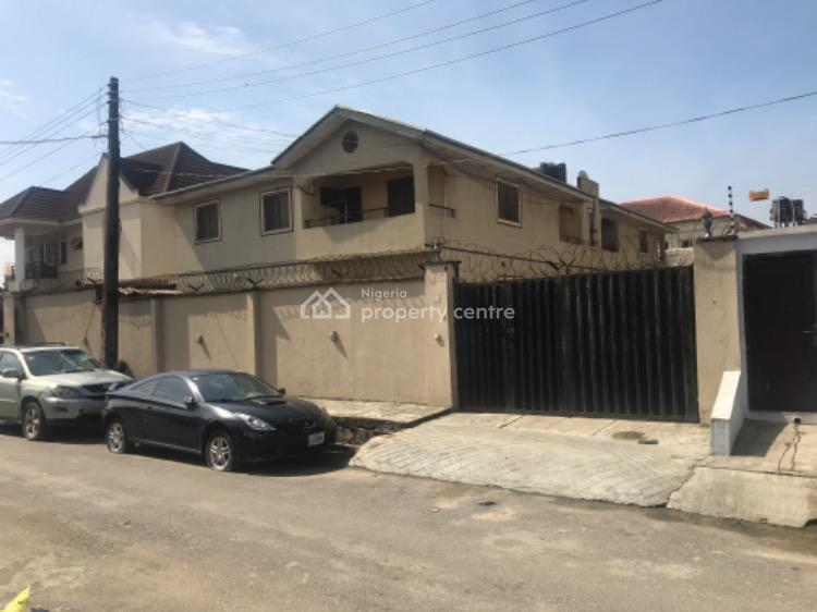 Block of Flats on 800sqm Land, Survey Road, Maplewood Estate, Oko-oba, Agege, Lagos, Block of Flats for Sale