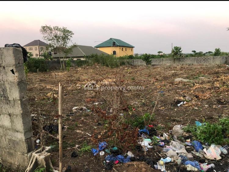 Two Plots of Land Already Fenced, Progressive Estate, Imowo Kekere, Ikorodu, Lagos, Residential Land for Sale