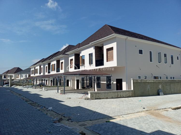 Semi-detached Four (4) Bedroom Duplex, Ikota Villa Estate Gra, Ikota, Lekki, Lagos, Semi-detached Duplex for Sale