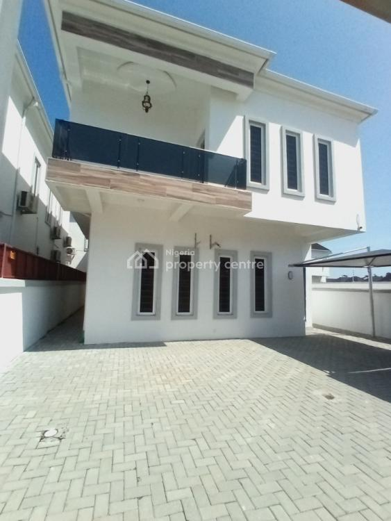 Fully Serviced 4 Bedroom Detached Duplex, Orchid Road By Second Toll Gate, Lekki Expressway, Lekki, Lagos, Detached Duplex for Rent