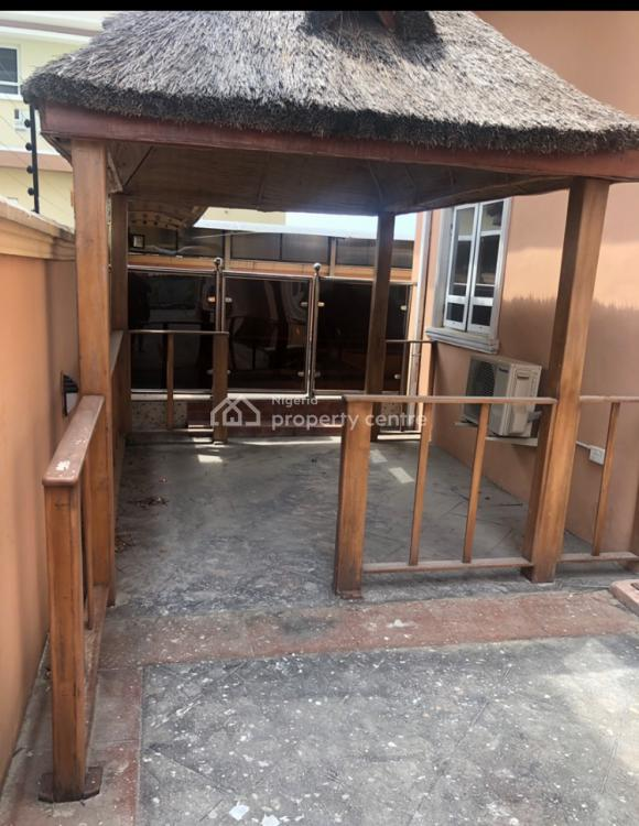 5 Bedroom Detached House with a Bq and Swimming Pool, Pinnock Beach Estate, Osapa, Lekki, Lagos, Detached Duplex for Sale