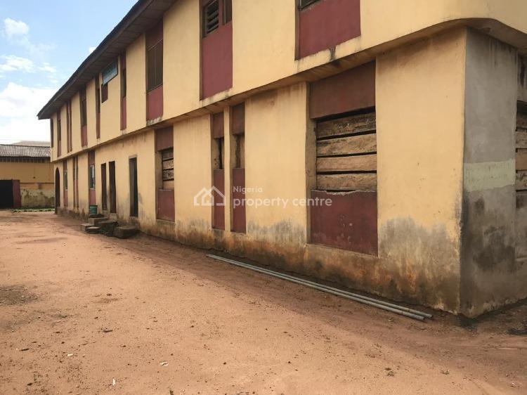 a 4 Block of 3 Flats on a Standard Full Plot Measuring 630sqm, Fashole Street, Asore, Ajuwon, Ifo, Ogun, Block of Flats for Sale
