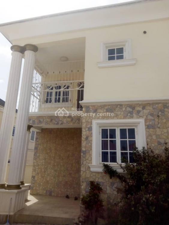 Nice and Solidly Built 5 Bedroom Fully Detached Duplex with Bq, After Charley Boy, Gwarinpa, Abuja, Detached Duplex for Sale