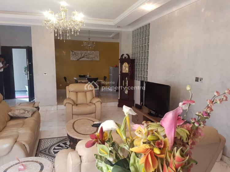 Lovely 3 Bedroom Duplex, 2nd Avenue, Banana Island, Ikoyi, Lagos, Terraced Duplex for Rent