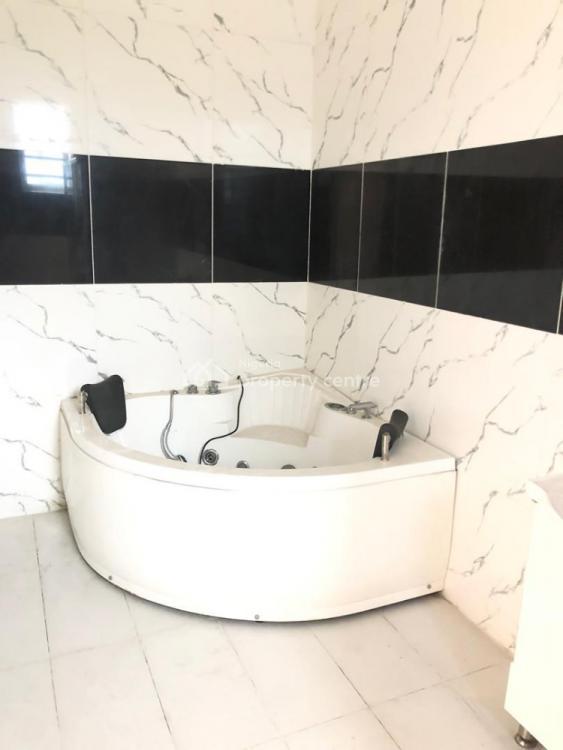 4 Bedroom Detached Duplex + Cctv + 1 Room Bq, Orchid Road, Lekki, Lagos, Semi-detached Duplex for Sale