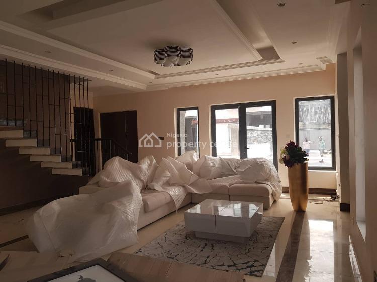 Luxury 4 Bedroom Terraced Duplex, Lekki Phase 1, Lekki, Lagos, Terraced Duplex for Sale
