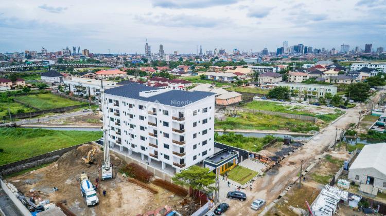 Waterfront 4 Bedroom Luxury Maisonette, Phase 2, Osborne, Ikoyi, Lagos, Terraced Duplex for Sale
