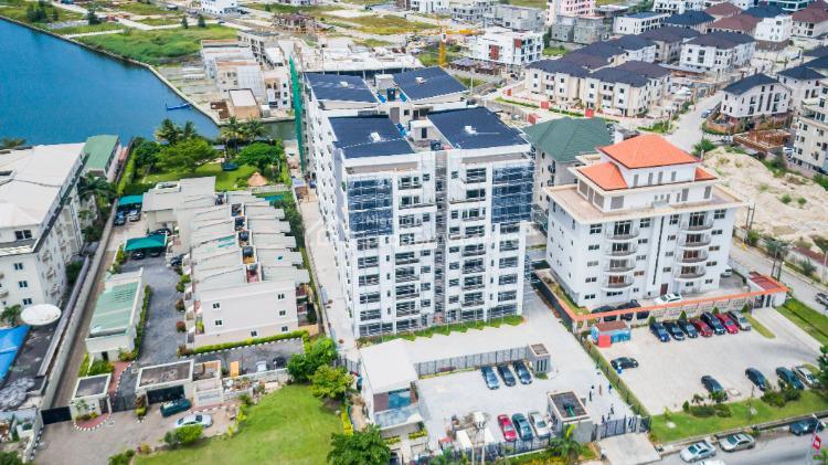 Waterfront 5 Bedroom Apartment with Bq, Banana Island, Ikoyi, Lagos, Block of Flats for Sale