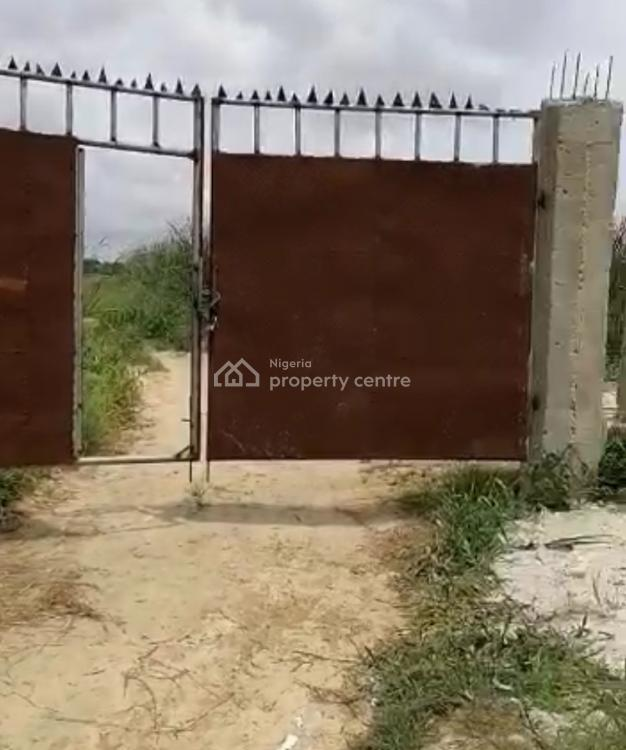 a Plot of Land, Happy Land Estate, Olokonla, Ajah, Lagos, Residential Land for Sale