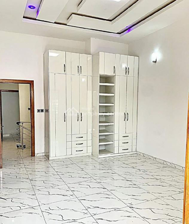 Lovely  and Contemporary 4 Bedroom with Maids Room, Osapa, Lekki, Lagos, Semi-detached Duplex for Sale