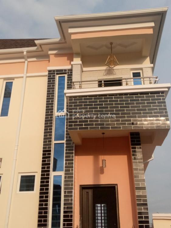 Newly Built 5 Bedroom Fully Detached Duplex with Bq, Thomas Estate Gra, Ajah, Lagos, Detached Duplex for Sale