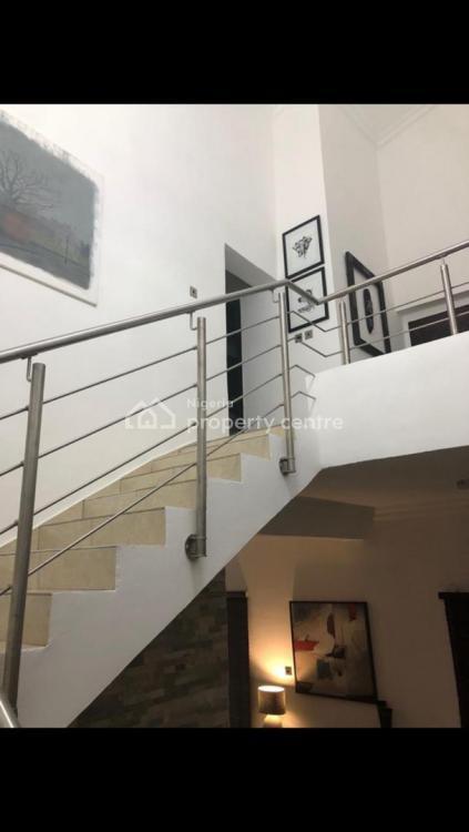 Fully Furnished 3 Bedroom Flat, Lekki Gardens Paradise 2, Sangotedo, Ajah, Lagos, Terraced Duplex for Sale