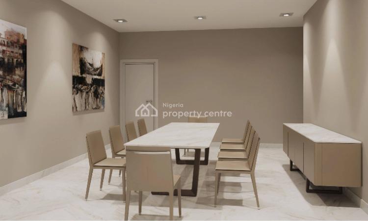 Luxury 4 Bedrooms Terraced House (off Plan), Lekki Phase 1, Lekki, Lagos, House for Sale