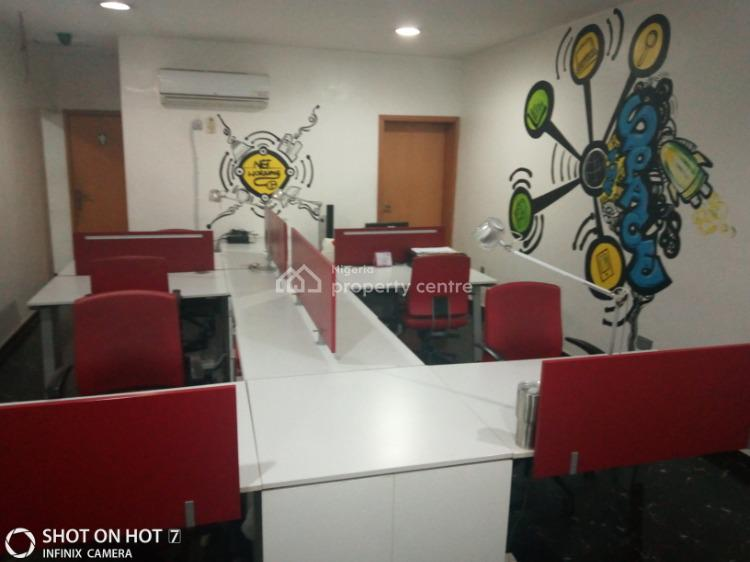 an All Inclusive and Furnished Virtual Offices., Off Idejo Street, Victoria Island Extension, Victoria Island (vi), Lagos, Office Space for Rent