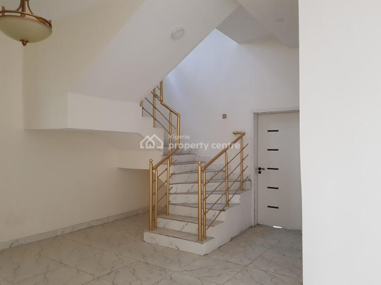 Well Built and Spacious 5 Bedroom Detached House, Before Abraham Adesanya, Ajah, Lagos, Detached Duplex for Sale