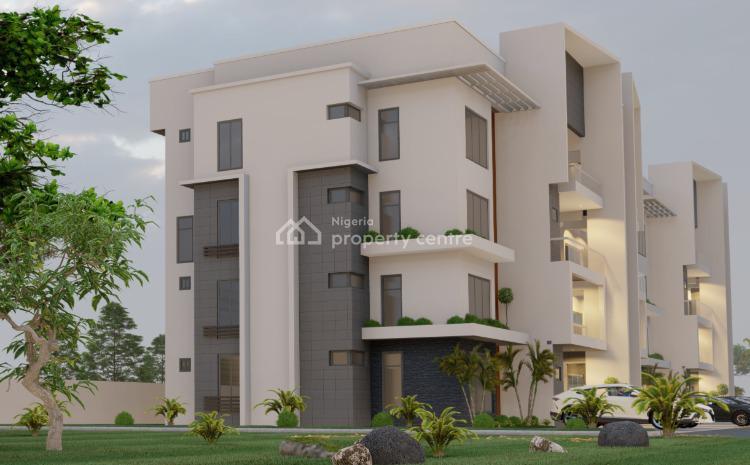 3 Bedroom Flat with Servant Quarters, Peachville Gardens Opposite Games Village., Kukwaba, Abuja, Block of Flats for Sale