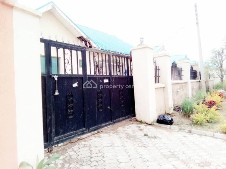 Lovely 2 Bedroom, D Estate, Karu, Abuja, Semi-detached Bungalow for Sale