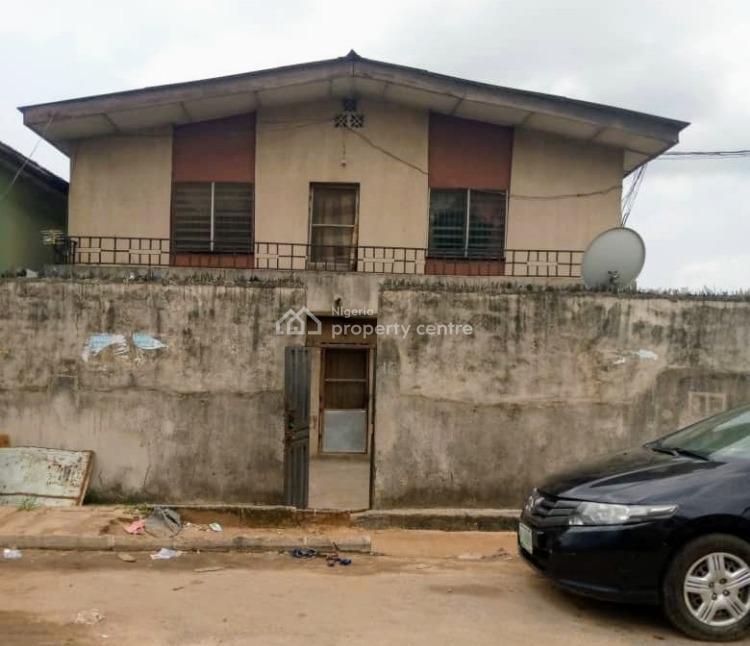 One Storey Building to Be Demolished Or Renovated, Off Deji Oworu Street, Alapere, Ketu, Lagos, Block of Flats for Sale