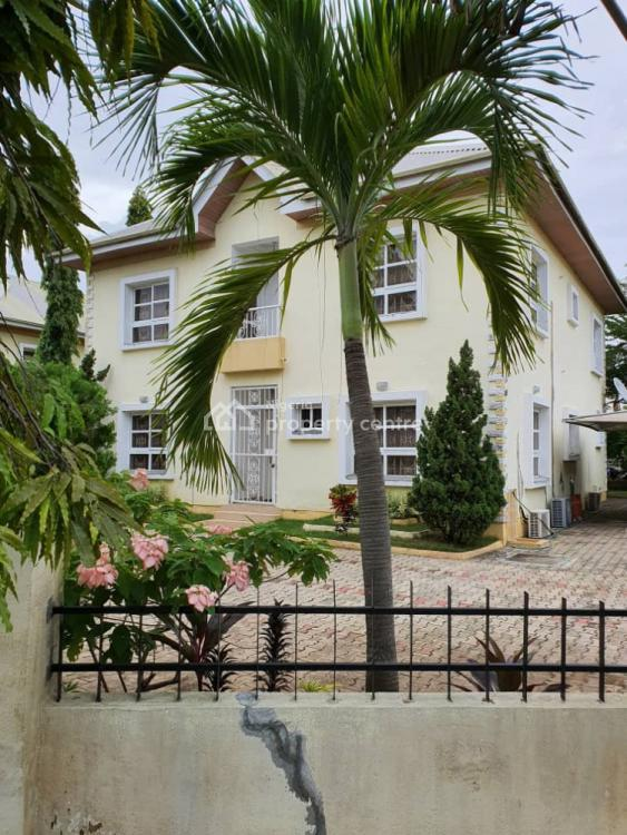 Detached House with 24 Hours Power, Friends Colony Estate, Shoprite Road, Osapa, Lekki, Lagos, Detached Duplex for Sale