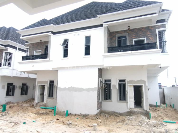 Luxury Built Four Bedroom Semi Detached House, Oral Estate By Chevron, Lekki Phase 1, Lekki, Lagos, Semi-detached Duplex for Sale