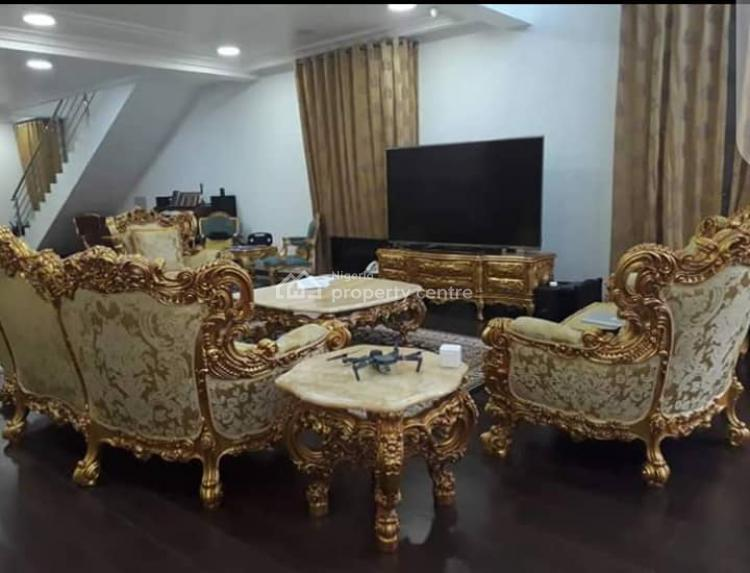 a Masterpiece Furnished 5 Bedroom Mansion with Excellent Facilities, Banana Island, Ikoyi, Lagos, Detached Duplex for Sale