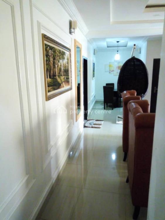 Standard 3 Bedrooms Flat, Stella Maris College, Life Camp, Abuja, Flat for Sale