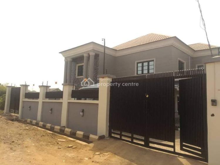 Brand New 4 Bedroom Duplex + 2 Bedrom Bq, Scheme 1, Gra, Magodo, Lagos, Semi-detached Duplex for Sale