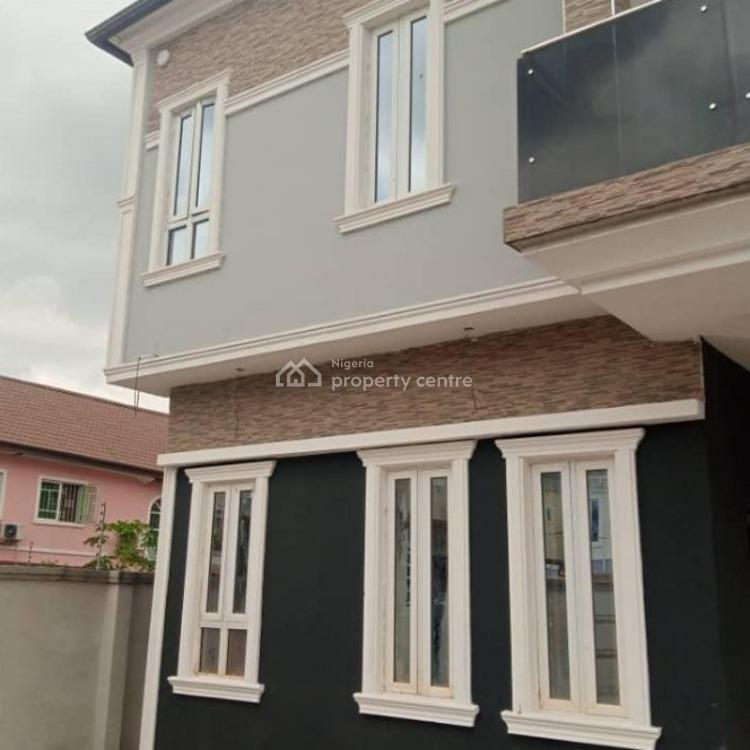 4 Bedroom Duplex + Bq, Omole Phase 2, Ikeja, Lagos, Semi-detached Duplex for Sale