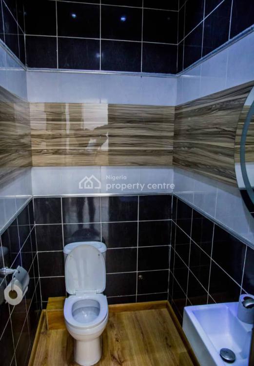 Oakwood 2 Bedroom Apartment with Full Home Automation., Freedom Way, Lekki Phase 1, Lekki, Lagos, Flat Short Let