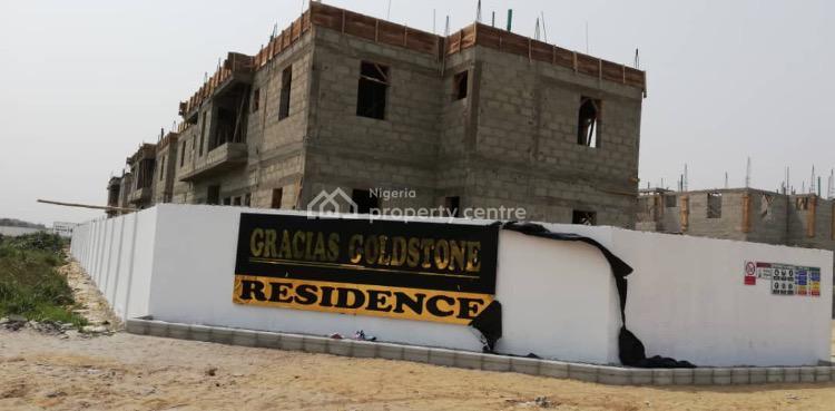1 Bedroom Flat in Goldstone Estate, Gracias Goldstone Estate, Off Monastery Road, Sangotedo, Ajah, Lagos, Flat for Sale