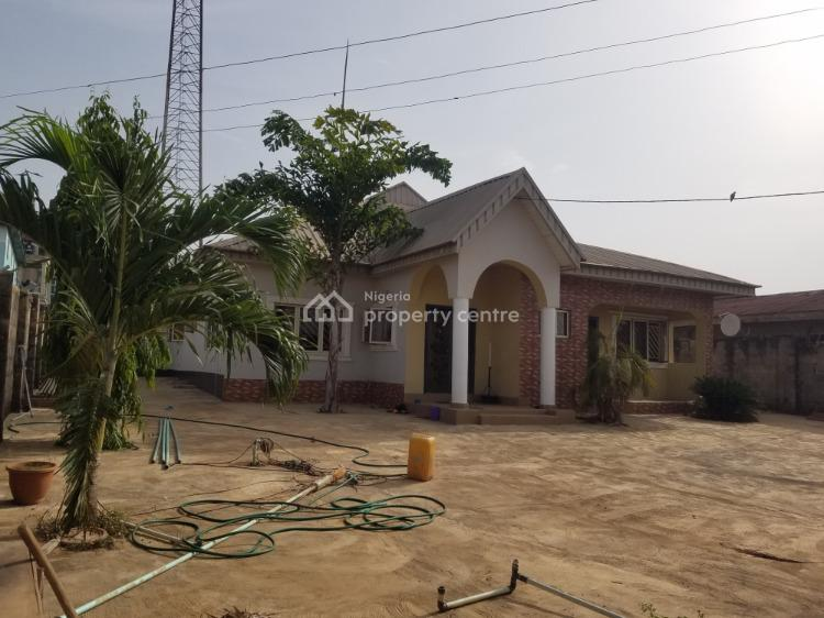 Newly Built 4 Bedroom Bungalow, Very Close to Major Road at Ologuneru, Ibadan, Oyo, Detached Bungalow for Sale