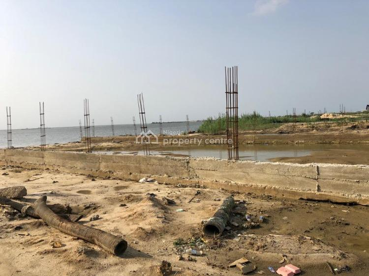 Prime Fenced and Gated Waterfront Land Measuring 1120sqm, Ado, Ajah, Lagos, Mixed-use Land for Sale