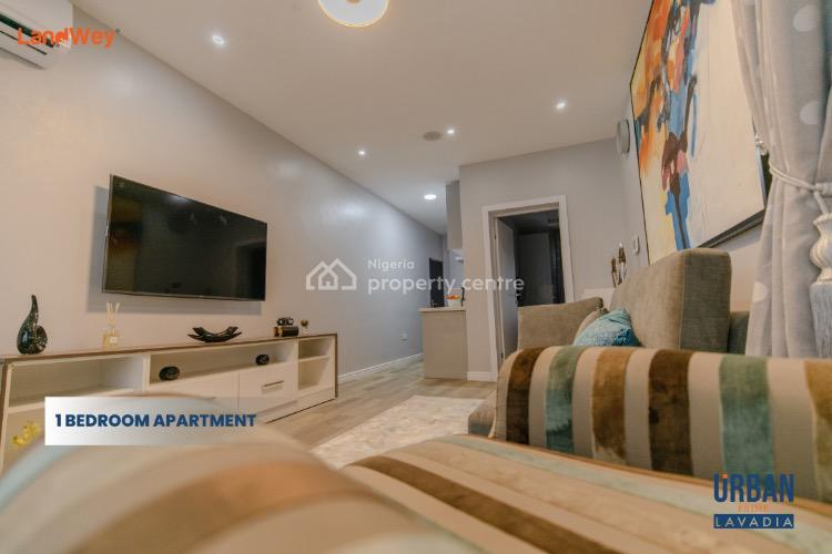 Fully Furnished One Bedroom Apartment, Abraham Adesanya, Ogombo, Ajah, Lagos, Flat for Sale