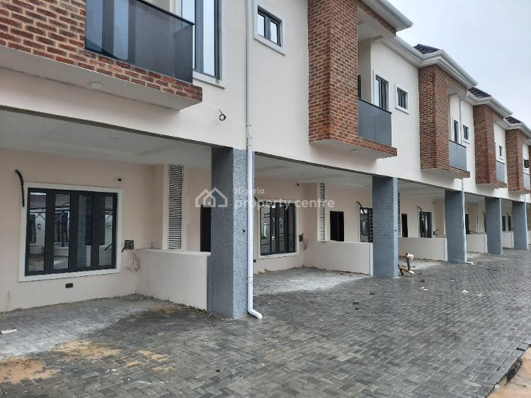 Professionals & Business Class Terrace with Swimming Pool, Ikota Villa Estate, Ikota, Lekki, Lagos, Terraced Duplex for Rent