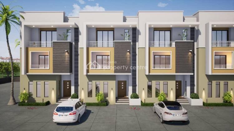 4 Bedrooms Terrace with a Room Bq, Off Plan, Apo, Abuja, House for Sale