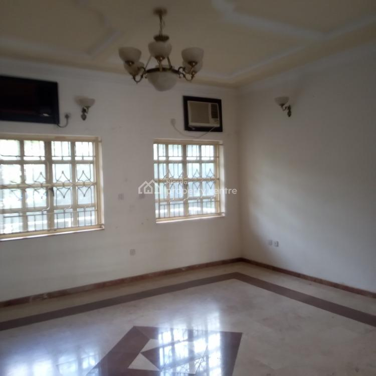 3 Bedroom Flat with a Room Bq, Maitama District, Abuja, Flat for Rent