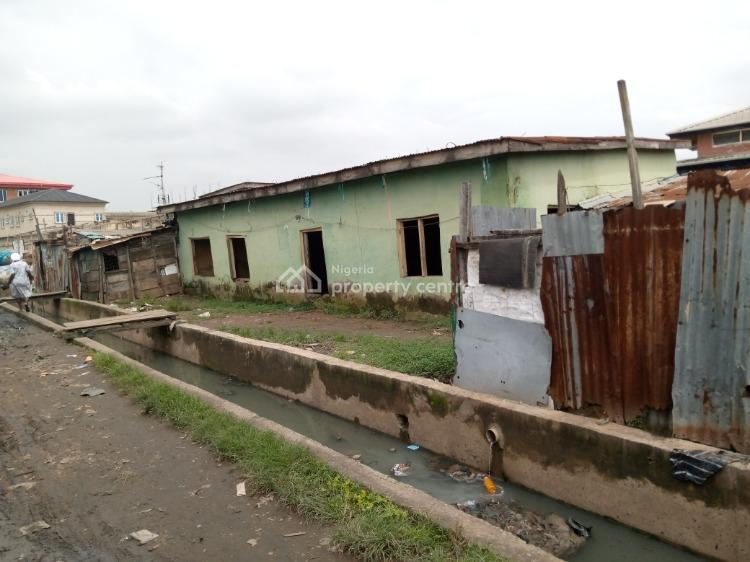 a Plot of Land, Council Obule Street, Akoka, Yaba, Lagos, Residential Land for Sale