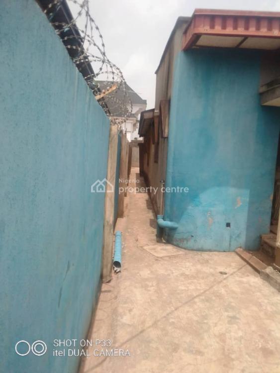 2 Units 2 Bedrooms Flat with C of O, Off Ajelekege Street, Idimu, Isheri Olofin, Alimosho, Lagos, Detached Bungalow for Sale