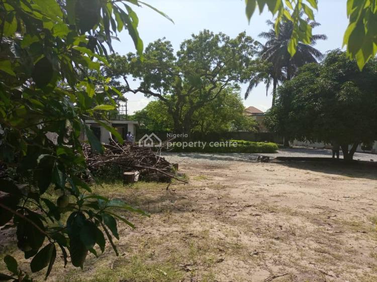 Plot Measuring 4,400 Square Meters, Ruxton, Old Ikoyi, Ikoyi, Lagos, Mixed-use Land for Sale