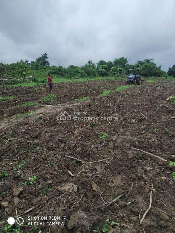 Farm Land in a Good Location, Alamala Town, Abeokuta North, Ogun, Mixed-use Land for Sale