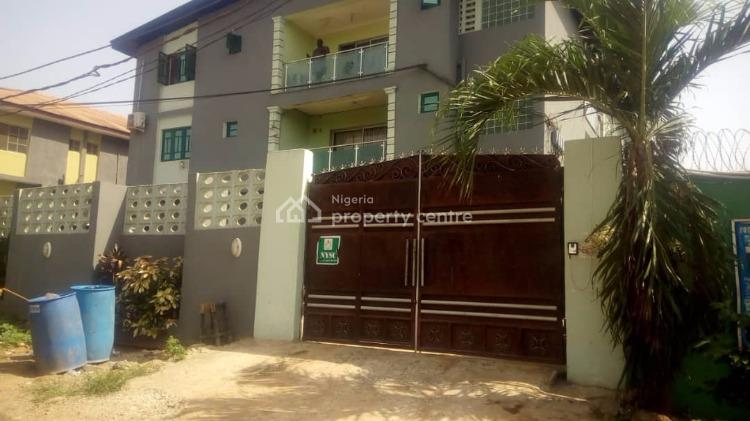 4 Units of 3 Bedrooms, 3 Units of 2 Bedrooms and 3 Mini Flats, Ifako-ijaiye, Lagos, House for Sale