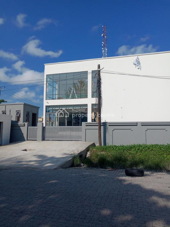 High Street: Executive Office/showroom Approximately 600m2 Space, Victoria Island (vi), Lagos, Office Space for Rent