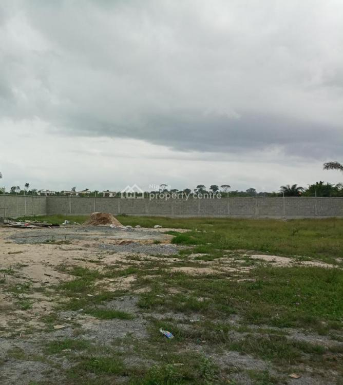 Hot: Corner-piece Plot of 1000m2 Residential Zone (can Build 2 Houses), Residential Zone, Banana Island, Ikoyi, Lagos, Residential Land for Sale